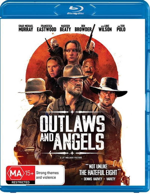 Outlaws And Angels (2016) 1080p BluRay x264-YTSAG