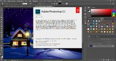 Adobe Photoshop CC 2017.0.1 (20161130.r.29) + Plugins [х86] (2016) PC | Portable by Spirit Summer