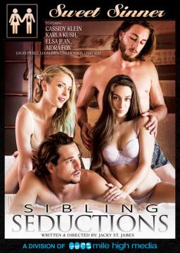 Sibling Seductions / Родственные Соблазны (Jacky St. James, Sweet Sinner) (2016) HD 720p