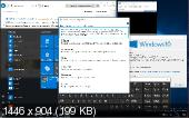 Windows 10 Enterprise (leaked) 14997.1001 rs2 FULL by Lopatkin (x64) (2016) [Rus/Eng]