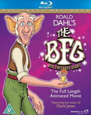 Большой и дружелюбный великан / The BFG (1989) BDRip 720p | A