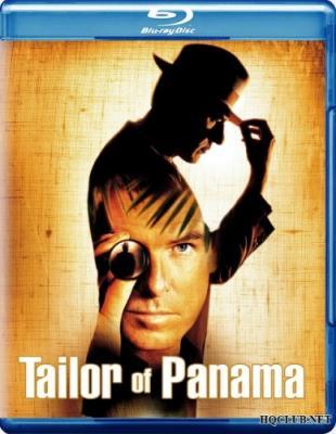 Портной из Панамы / The Tailor Of Panama (2001) Blu-ray