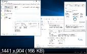 Windows 10 EnterpriseN 2016 LTSB 14393.577 LITE++ by Lopatkin (x86/x64) (2016) [Rus]