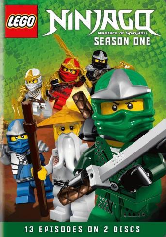Lego Ниндзяго: Мастера кружитцу - День ушедших